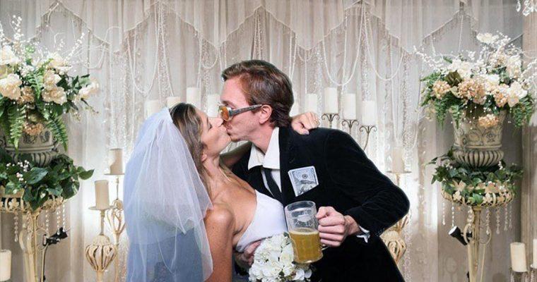 Beijar, beijaram. Casamento é que afinal não houve!