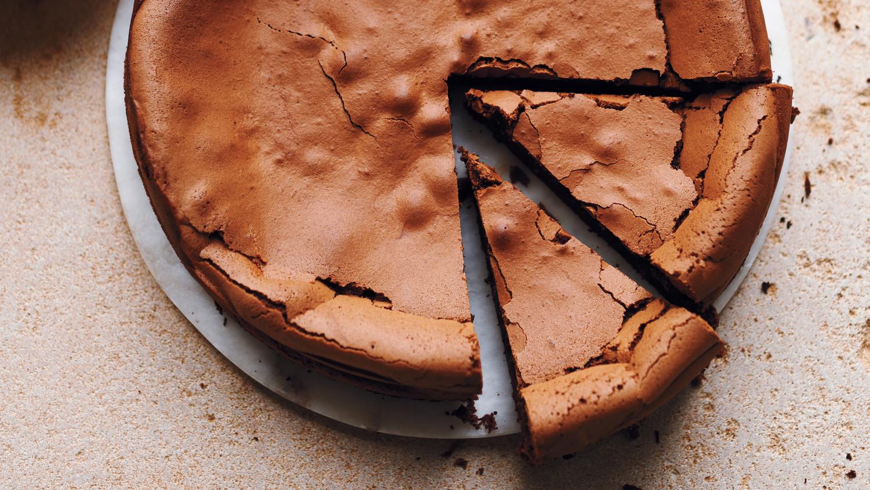 Bolo de chocolate sem farinha: uma doce para provar vezes sem conta!