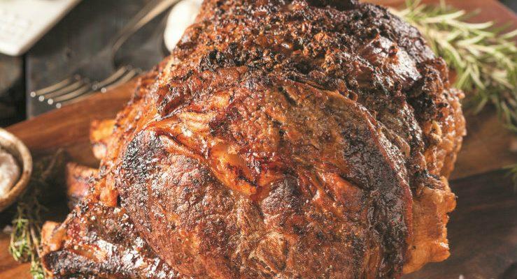 Costeleta de vaca assada no forno: um prato simples e saboroso!