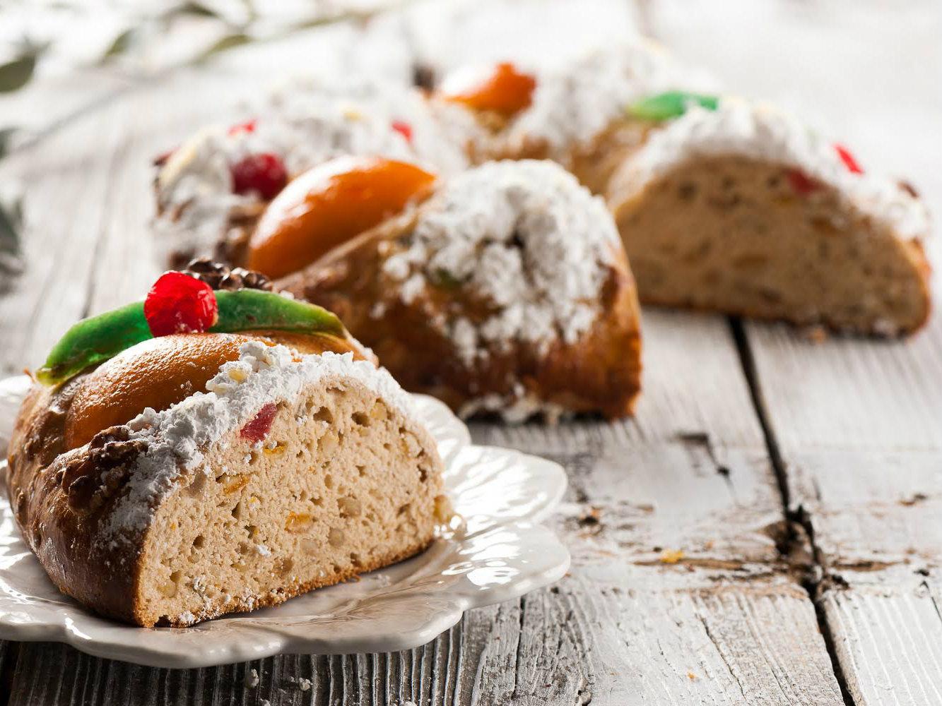 Bolo Rei: uma das receitas mais famosas do Natal