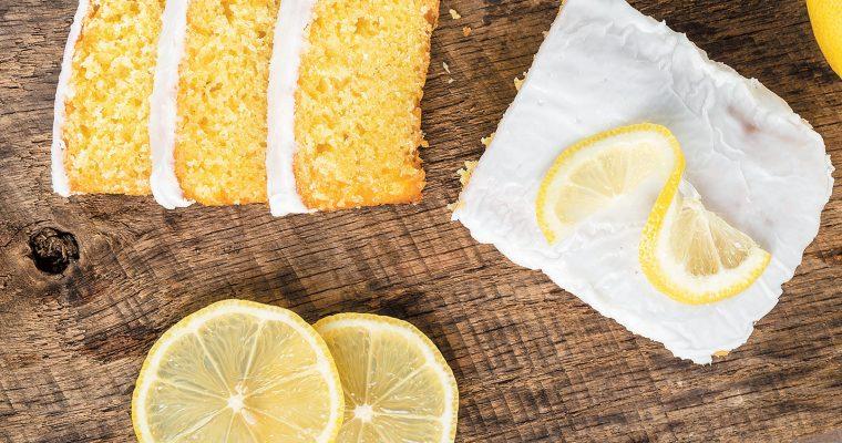 Pound cake de limão: um sabor diferente para a Páscoa!