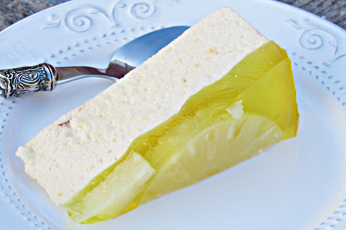 A receita de semifrio de ananás que vai refrescar os seus dias