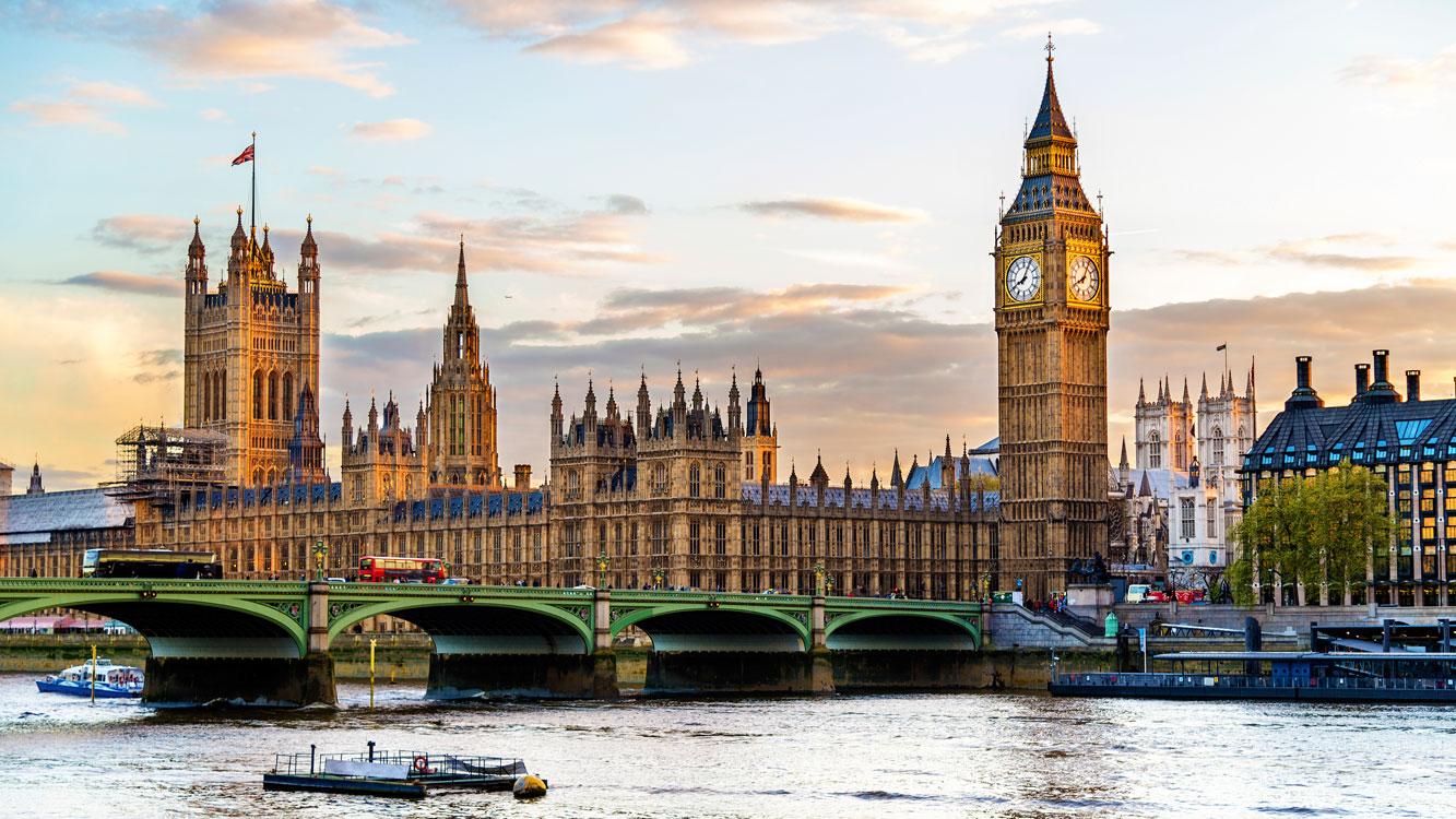 Londres: a terra do chá e dos scones