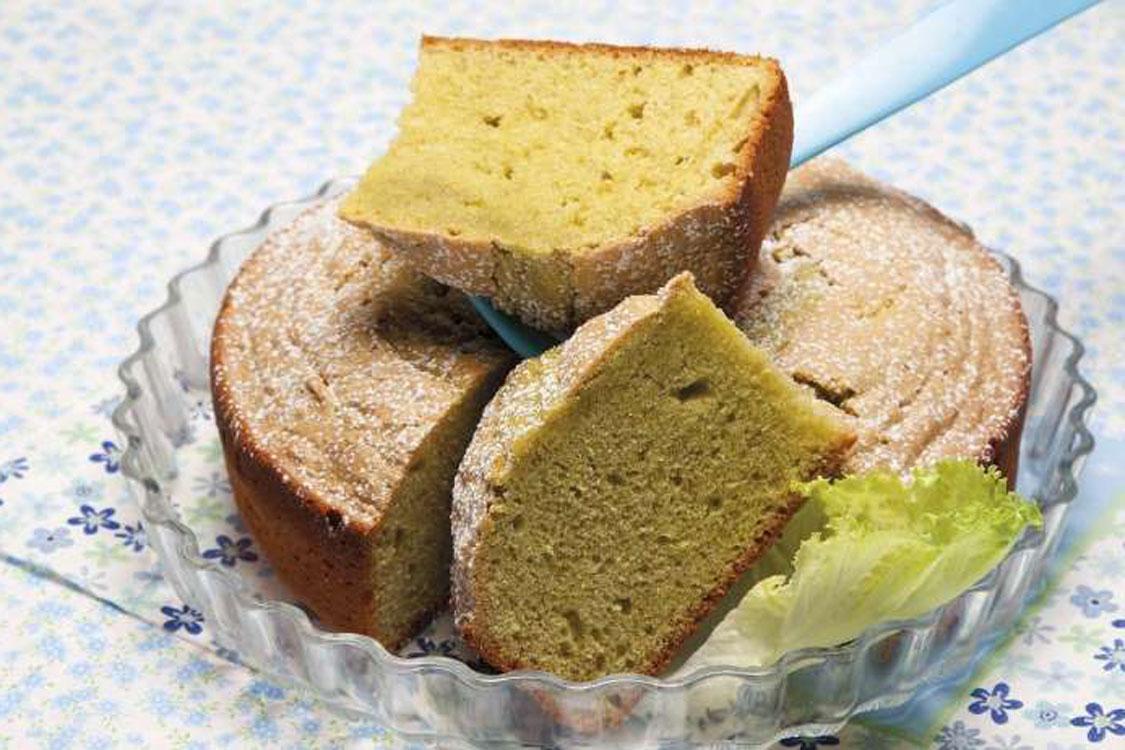 Doce e saboroso: bolo de alface