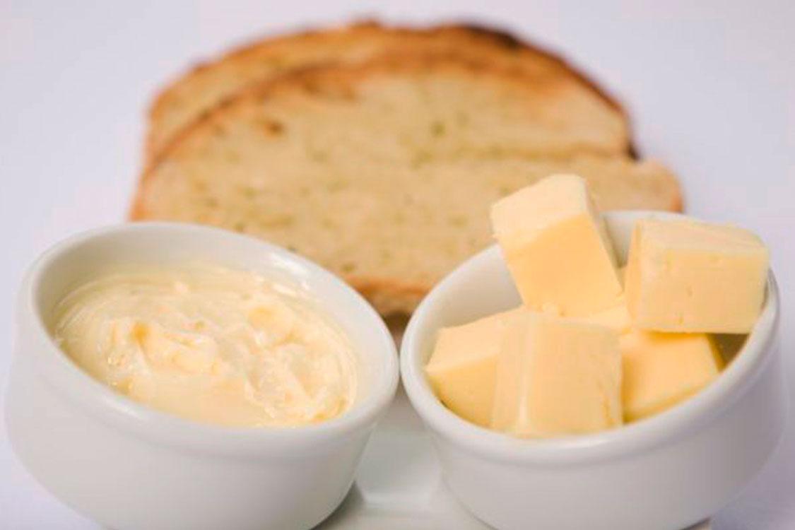 O que é mais saudável: manteiga ou margarina?