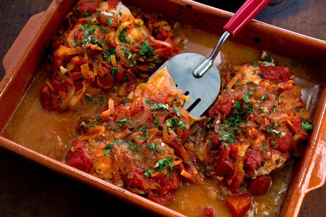 Saborosa receita de bacalhau à espanhola!