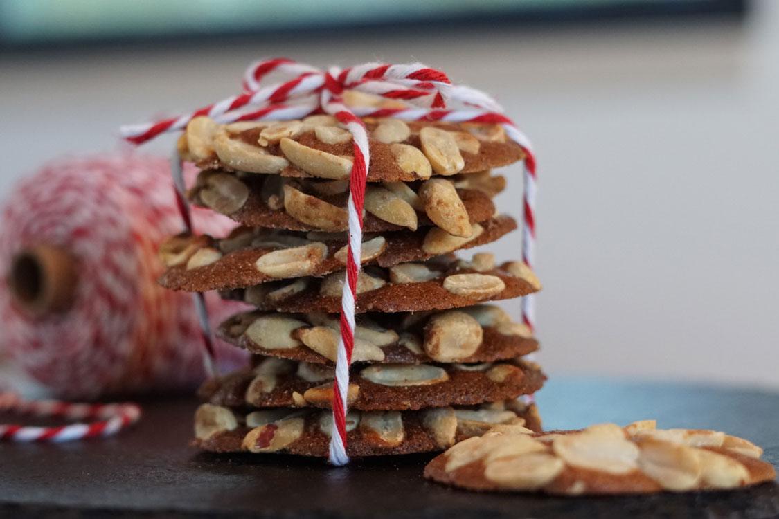 Prenda original para o Dia dos Namorados: bolachas de amendoim!