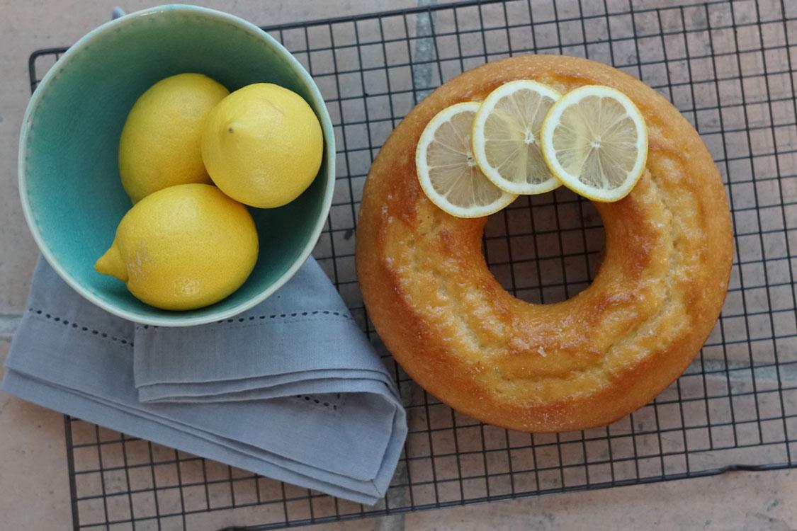 Bolo de limão: uma receita super fácil para agradar miúdos e graúdos!