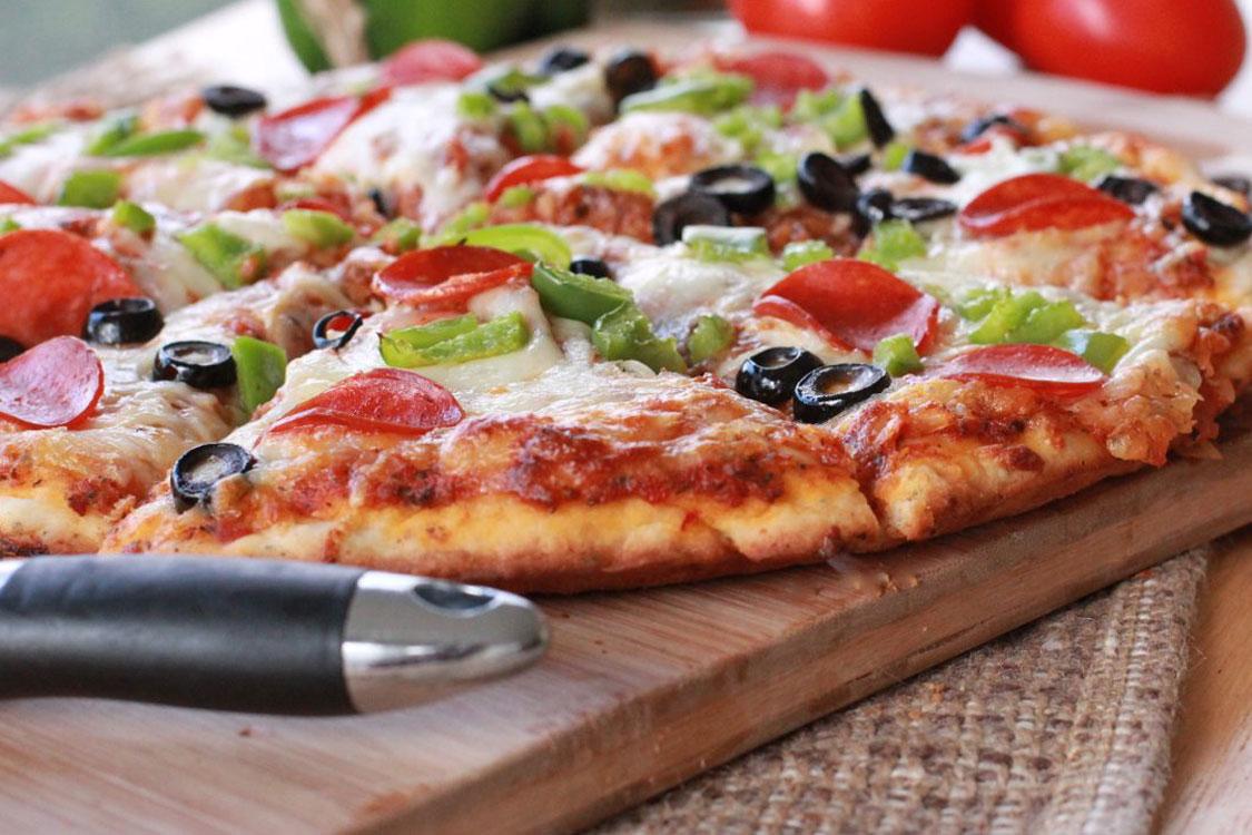 Pizza caseira: a receita perfeita para o final da semana. Que delícia!
