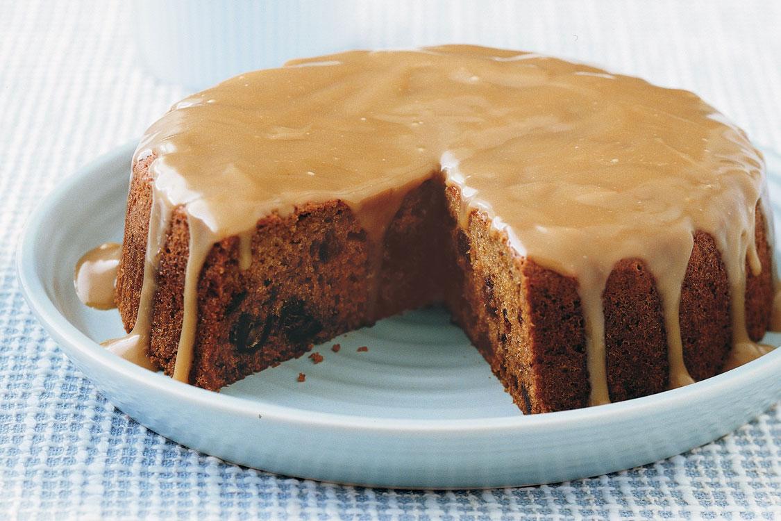 Não vai conseguir resistir a este bolo de caramelo!