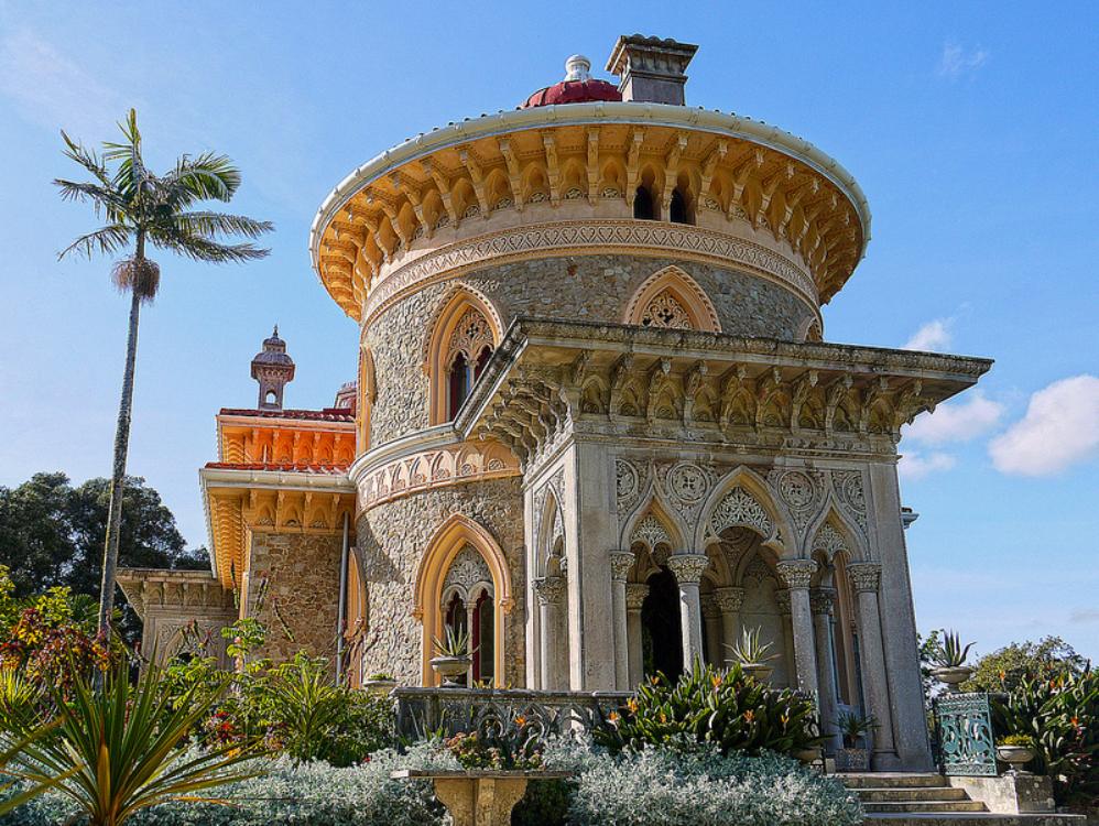 Monserrate é uma das melhores atrações excêntricas da Europa!