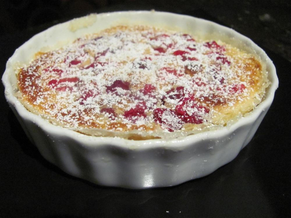 Receita deliciosa de tarte de cereja