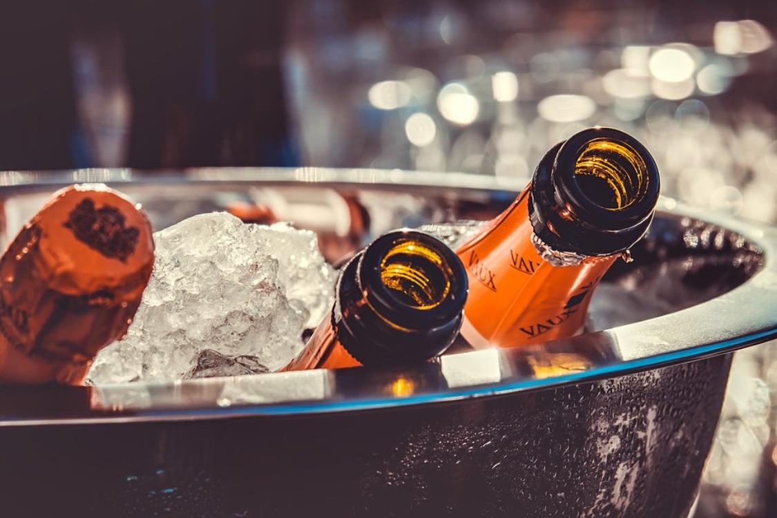 Porque é que bebemos champanhe no Ano Novo?