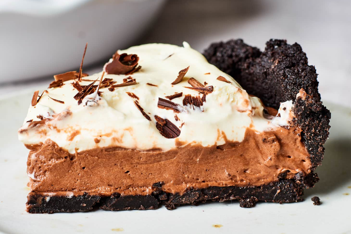 Tarte de chocolate: nem precisa de ir ao forno!