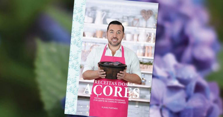 Encomende a sua cópia do Receitas dos Açores