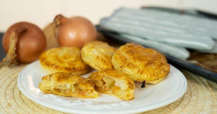 Empanadas de gambas: feitas em casa, têm outro sabor!