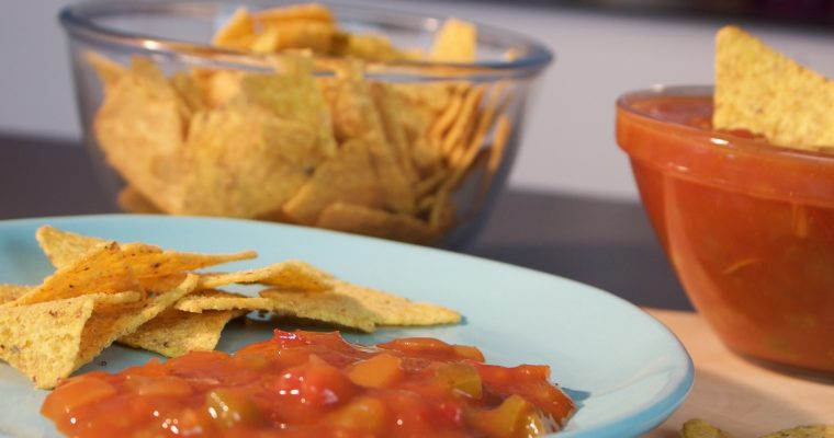 Molho de salsa mexicano: um tempero delicioso… e muito simples de preparar!