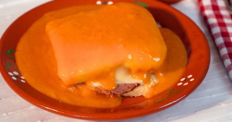 Francesinha: uma receita típica para comemorar o São João!