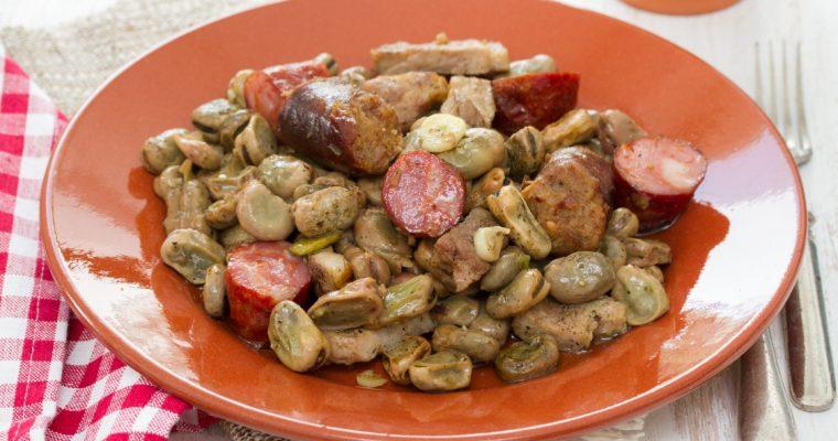 Favas à Algarvia: nada como um bom prato caseiro!