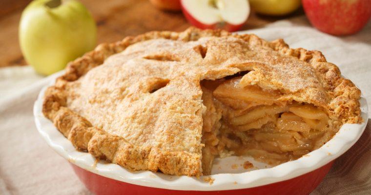 Tarte de maçã americana: uma sobremesa incrível!