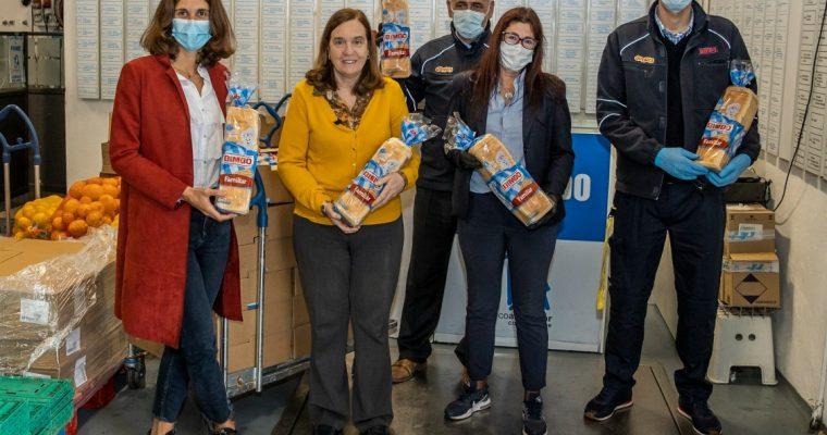 BIMBO entra no Guinness World Record como a empresa que fez a maior doação de pão do mundo!