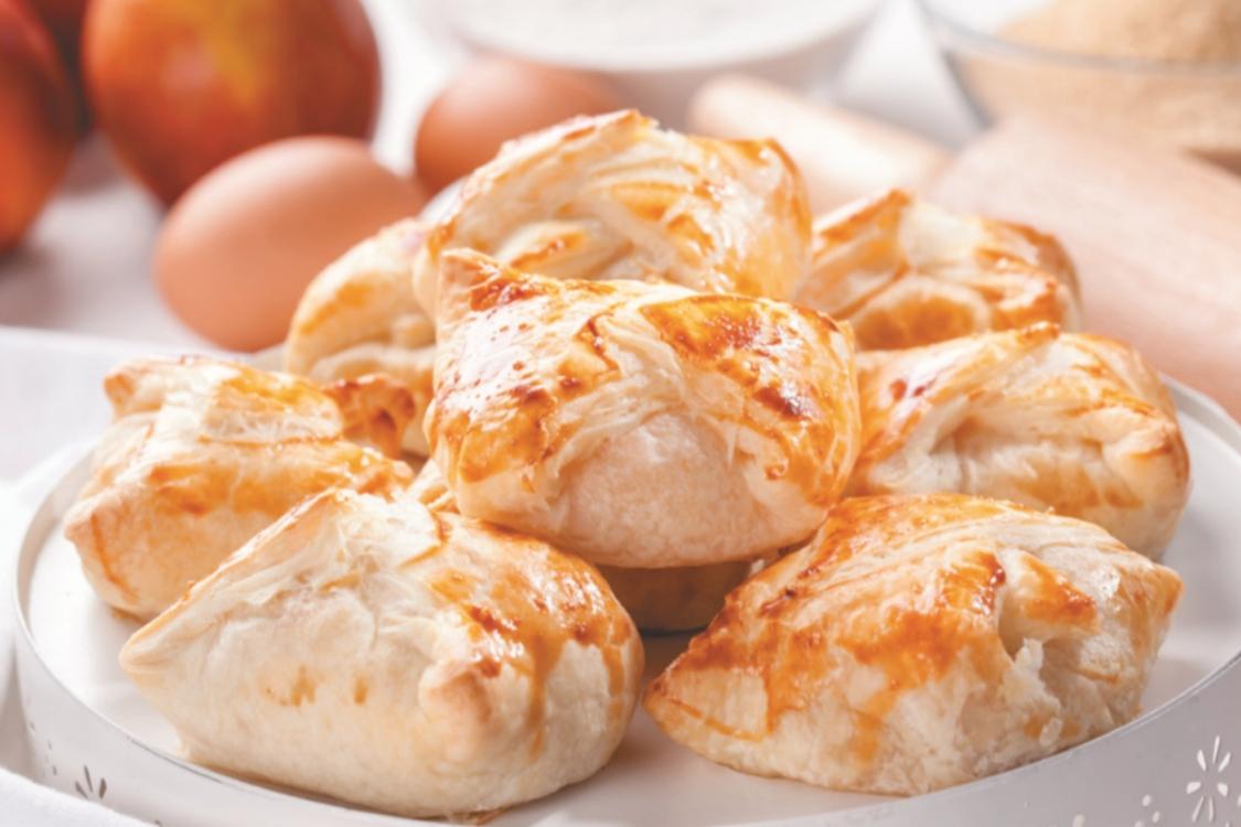 Receita para o Dia dos Namorados: folhados de maçã