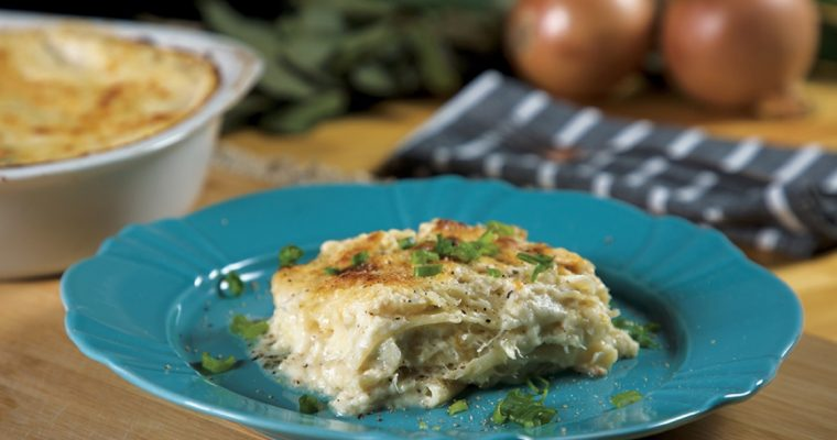 Esta lasanha de bacalhau é deliciosa: conheça a receita!