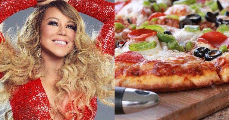 Mariah Carey adora pizza: conheça esta receita!