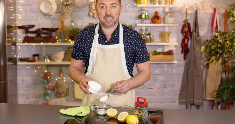 Mousse express de limão: não vai perder tempo a preparar este doce!