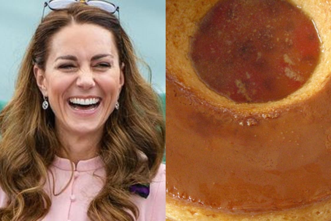 Kate Middleton adora pudim: siga esta receita deliciosa!