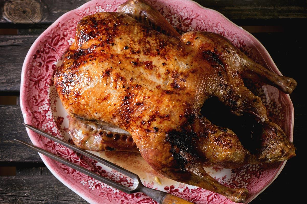 7 receitas que pode fazer com sobras de frango