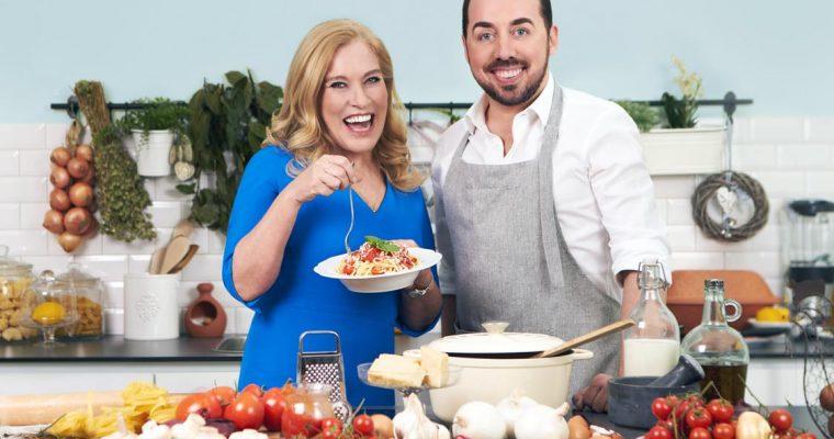 A Teresa Guilherme não cozinha, mas gosta de comer