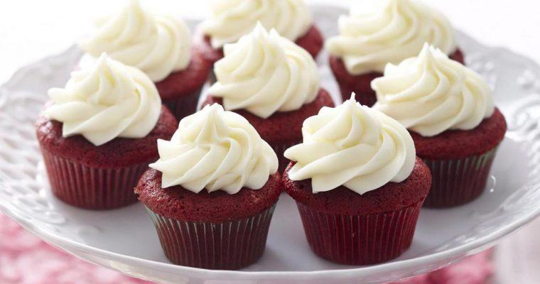 Receita de cupcakes red velvet