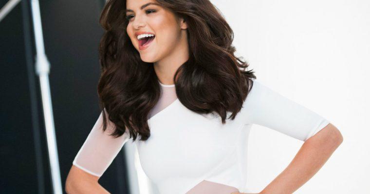Selena Gomez revelou o segredo da sua beleza