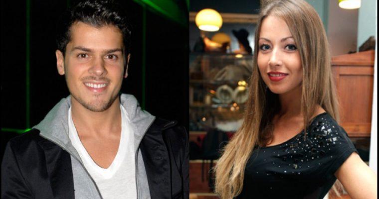 Mickael Carreira e Laura Figueiredo vão ser papás