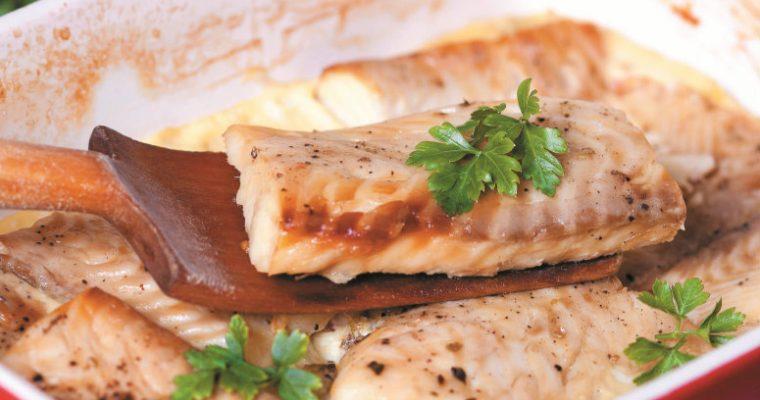 Filetes de pescada no forno: para agradar tudo e todos!
