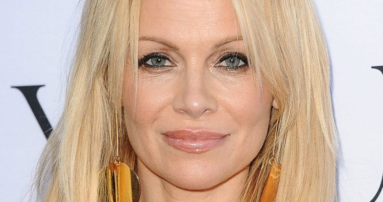 O segredo de beleza de Pamela Anderson