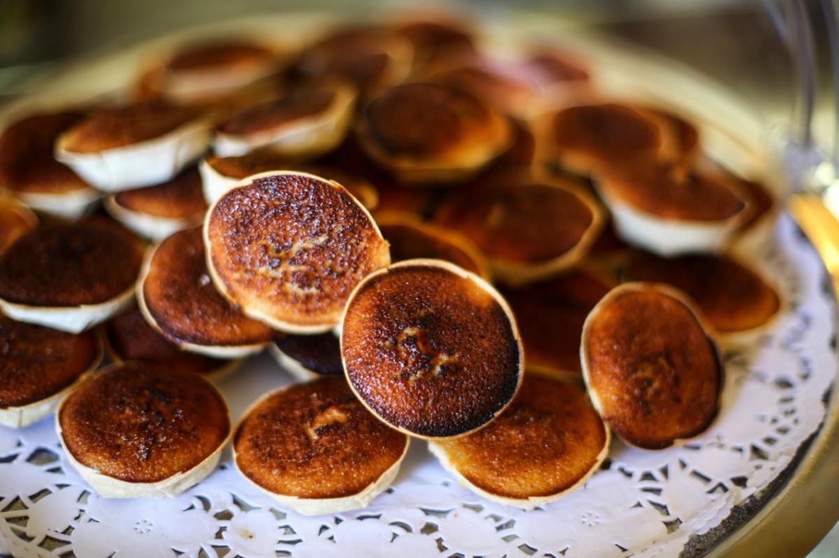 Receita das queijadas de Sintra