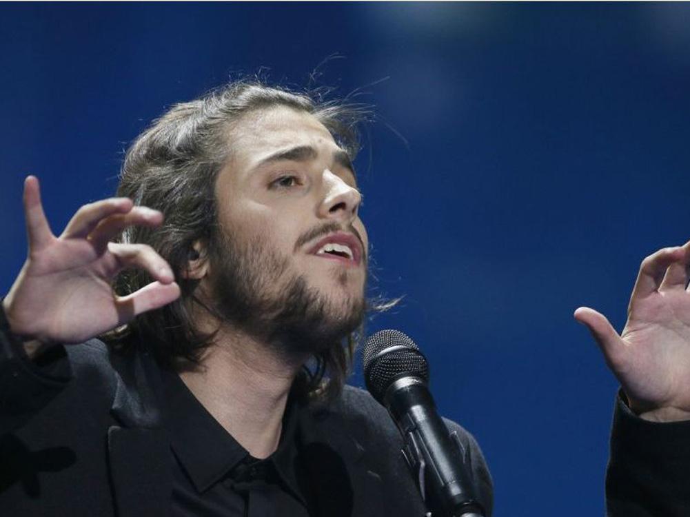 Fernando Pessoa na voz de Salvador Sobral