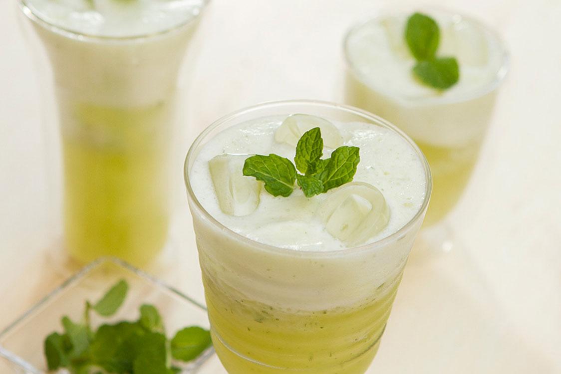 As bebidas frescas ideais para este verão