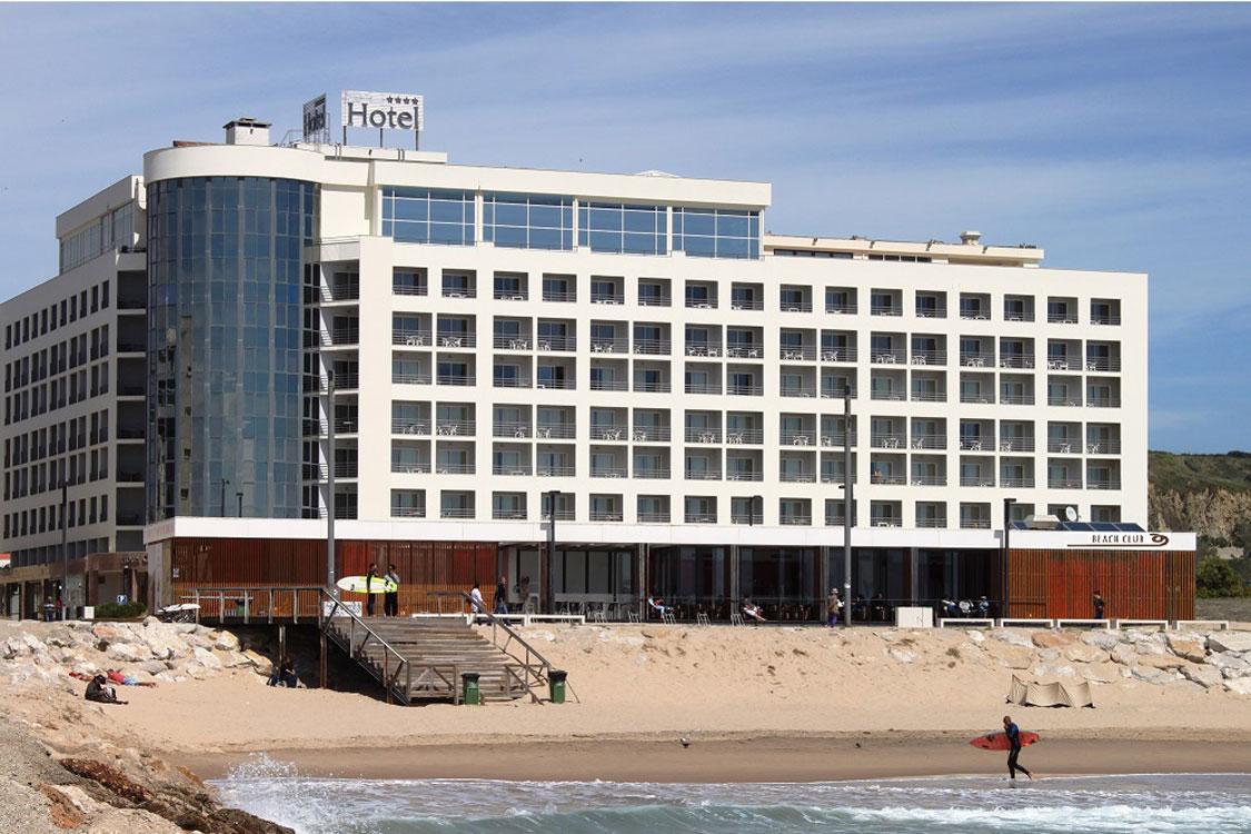 É um saltinho de Lisboa ao hotel Tryp da Caparica