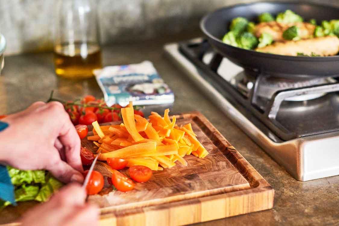 5 dicas para mudar o jantar e perder peso