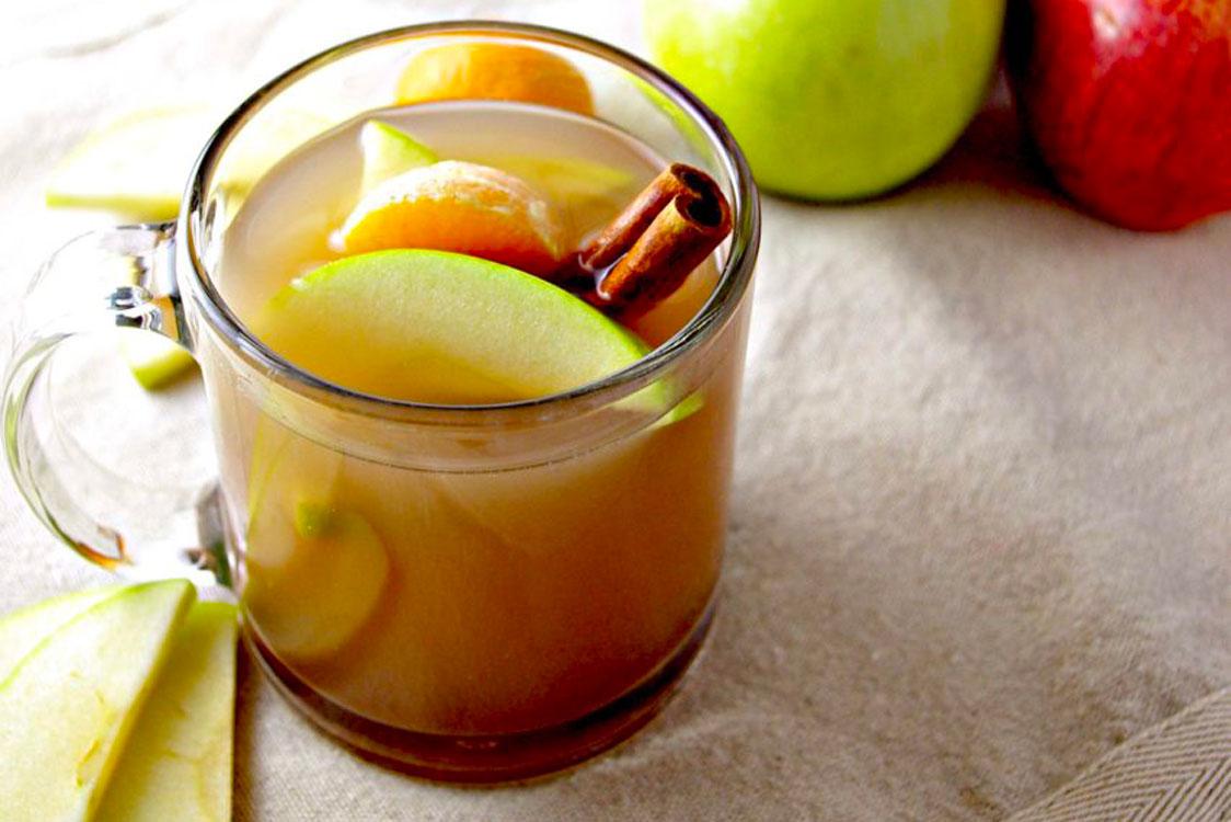 Como fazer cidra de maçã caseira