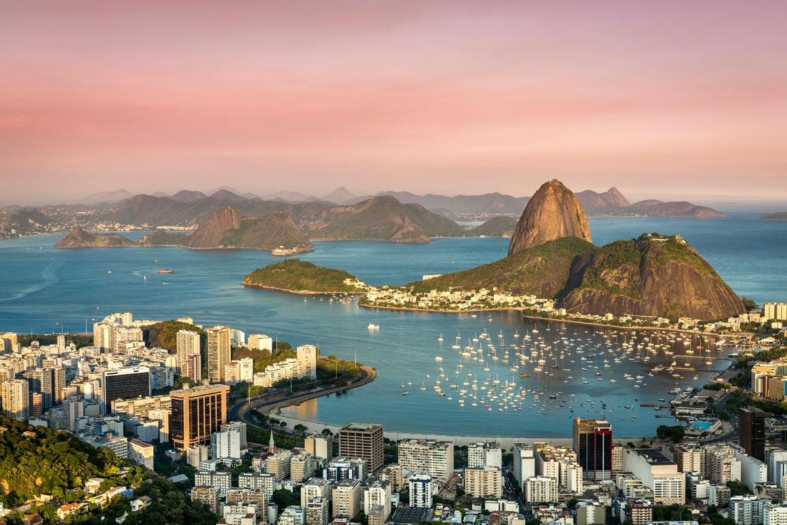 Brasil: Paraíso das tentações