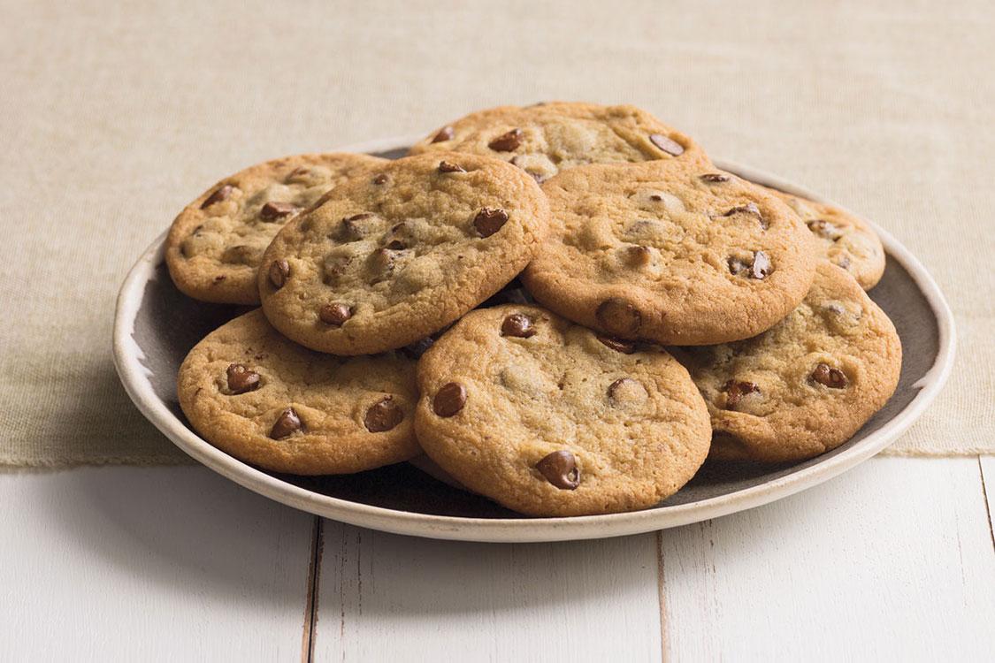Estes biscoitos caseiros já fazem parte do meu lanche perfeito!