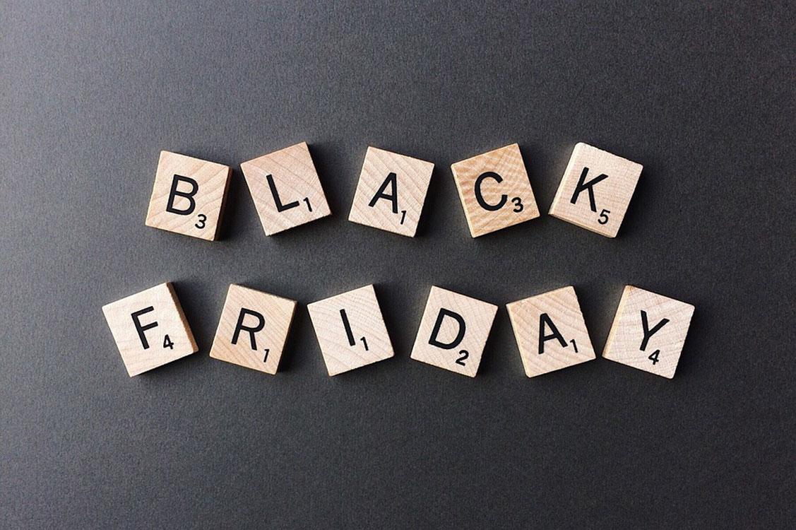 Hoje é Black Friday, mas é dia de não comprar nada!