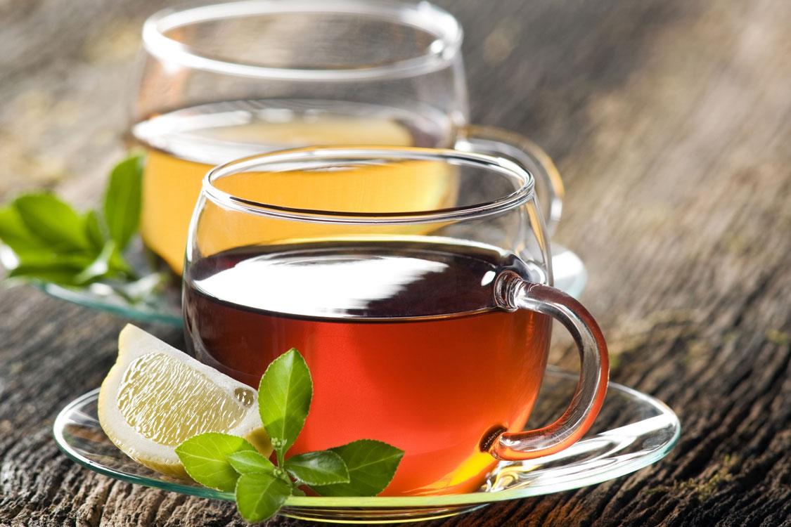 Chá de limão: aquece o corpo e a alma!