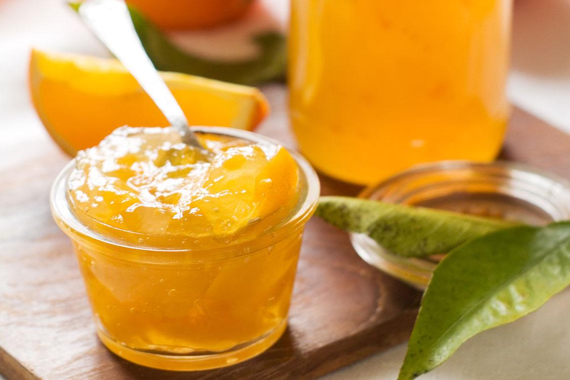 Compota de laranja: para barrar no pão… e ficar deliciado!