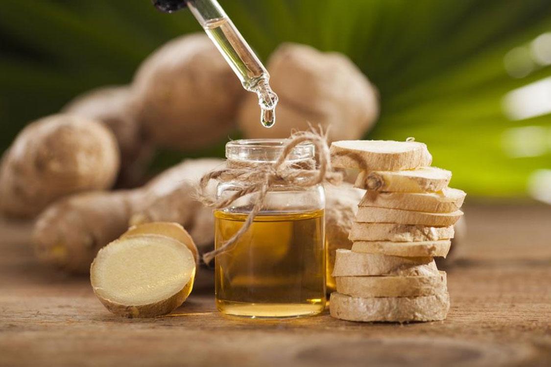 Os fantásticos benefícios do azeite de gengibre!