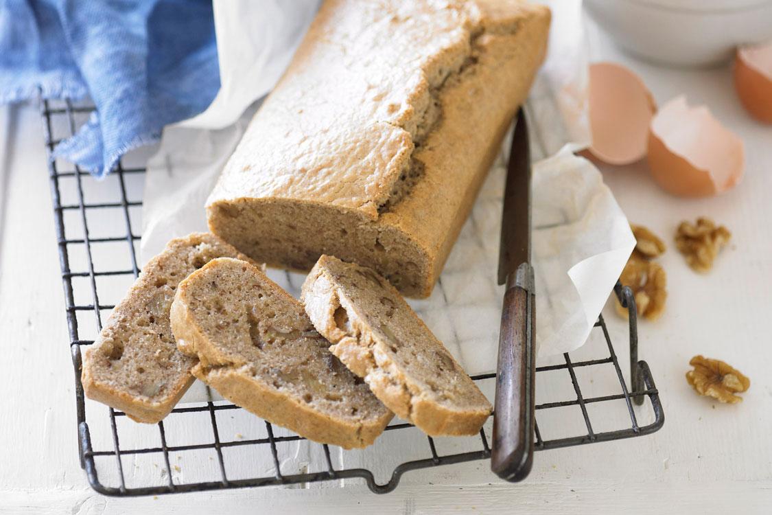 Sabia que existe um Pão de Natal sem glúten?